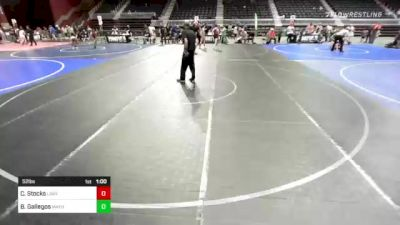 120 kg Final - Daylan Forshee, Montana Disciples vs Landon Wood, Sheridan WC