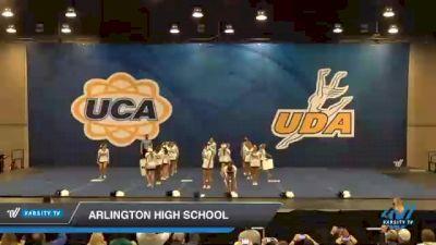 Arlington High School [2020 Medium Varsity Day 2] 2020 UCA Magnolia Championship