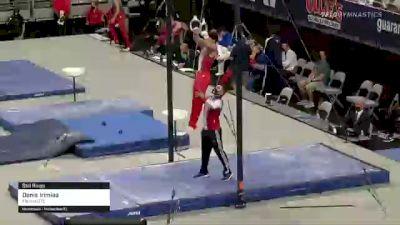 Denis Irimiea - Still Rings, Florida GTC - 2021 US Championships