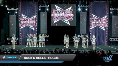 Rock N Rolls - Rogue [2020 L4 Senior Coed - D2 - Small Day 2] 2020 JAMfest Cheer Super Nationals