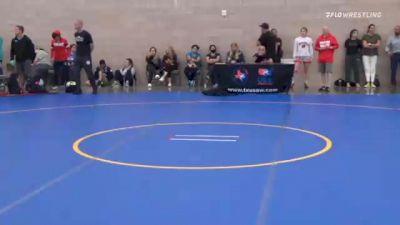 50 kg Rr Rnd 1 - Emily Shilson, MN vs Alleida Martinez, CA
