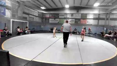 96 lbs Prelims - Dominic Dorrman, Buxton (NJ) vs Matthew Claridy, Roundtree Wrestling Academy