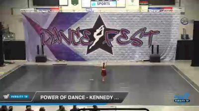 Power of Dance - Kennedy Nolle [2021 Senior - Solo - Lyrical Day 2] 2021 Badger Championship & DanceFest Milwaukee