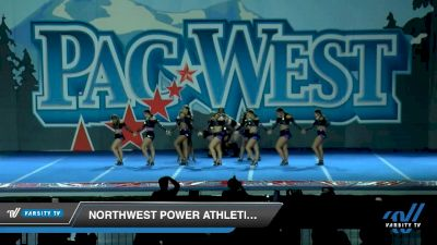 Northwest Power Athletics - Black Ice [2020 L2 Senior - D2 - Small - B Day 1] 2020 PacWest