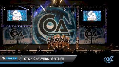 CTA Highflyers - Spitfire [2020 L2 Junior - D2 - Medium Day 2] 2020 COA: Midwest National Championship