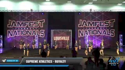 Supreme Athletics - Royalty [2021 L2 Junior - Small Day 2] 2021 JAMfest: Louisville Championship