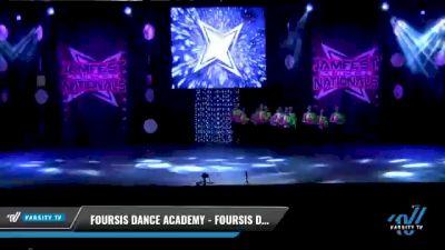 Foursis Dance Academy - Foursis Dance Academy Dazzlers [2021 Senior - Pom - Small Day 2] 2021 JAMfest: Dance Super Nationals
