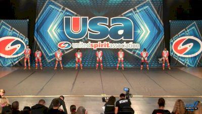 COA Elite - Code Black [2019 Open Coed Hip Hop Day 1] 2019 USA All Star Championships