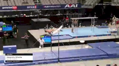 Alexandru Nitache - High Bar, GymTek Academy - 2021 US Championships