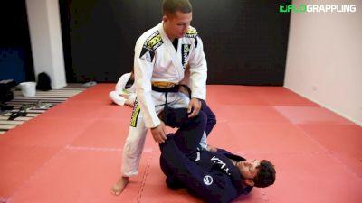 Marcus Buchecha: X-Guard Sweep