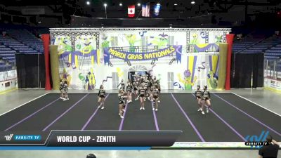 World Cup - Zenith [2021 L6 Senior - Medium] 2021 MG Bead Blast