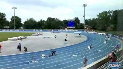 High School Boys' 4x400m Relay Class A, Finals 3