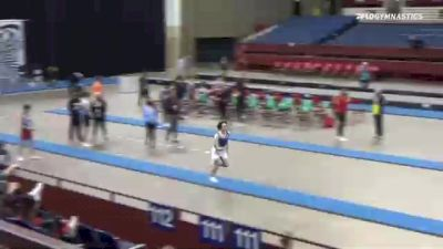 Ethan  Rybolt  - Double Mini Trampoline, Legacy Elite Athletics  - 2021 Region 3 T&T Championships