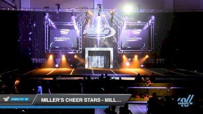 Miller's Cheer Stars - millers cheer stars royals [2019 Senior - D2 - Small 3 Day 1] 2019 US Finals Virginia Beach