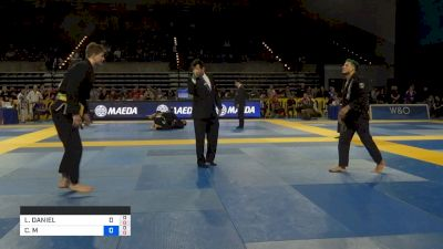 LUCAS BARBOSA vs CHAD M HARDY 2019 Pan Jiu-Jitsu IBJJF Championship