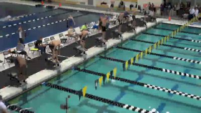 Purdue Invite Men 1650 Freestyle Championship Heat