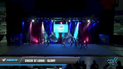 Cheer St Louis - Glory [2021 L4.2 Senior Day 2] 2021 The American Gateway DI & DII