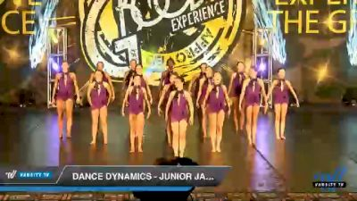 Dance Dynamics - Junior Jazz [2020 Junior - Jazz - Large Day 2] 2020 Encore Championships: Houston DI & DII