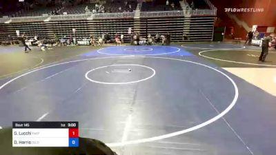 160 kg Rr Rnd 5 - Giovanni Lucchi, Eastside United vs Daniel Harris, Colorado Springs
