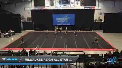 Milwaukee Reign All Star Cheer - LEGACY [2021 L3 Junior Day 1] 2021 Badger Championship & DanceFest Milwaukee