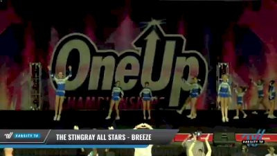 The Stingray All Stars - Breeze [2021 L3 Junior - Small Day 2] 2021 One Up National Championship