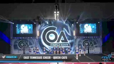 East Tennessee Cheer - Queen Cats [2021 L2 Senior - D2 - Small Day 2] 2021 COA: Midwest National Championship