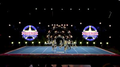 Maverick Cheer - Outlaws [2018 L5 XS Coed Day 1] NCA All-Star National Championship