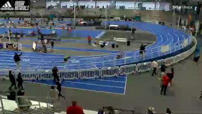 High School Girls' 4x400m Relay Open, Heat 1