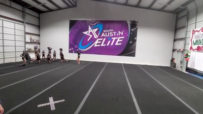 South Austin Elite Cheer - Smoke [Level 1 L1 Junior - D2 - Small - A] Varsity All Star Virtual Competition Series: Event VII
