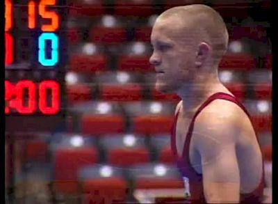 2005 World Team Trials, Lindsey Durlacher vs Sam Hazewinkel
