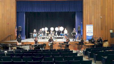 Bunnell-Stratford Indoor Drum Line 4-3-2021
