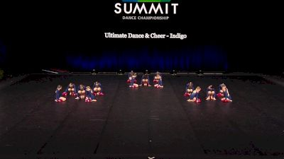 Ultimate Dance & Cheer - Indigo [2021 Mini Pom - Large Finals] 2021 The Dance Summit