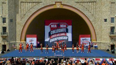 Oklahoma State University [2021 Advanced Large Coed IA Finals] 2021 NCA & NDA Collegiate Cheer & Dance Championship