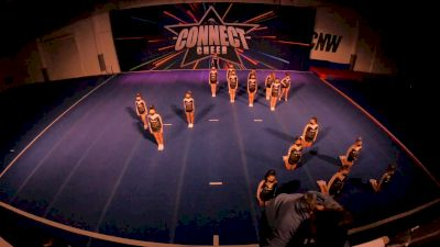 Connect Cheer Northwest - Coral [L1 - U17] 2021 PacWest Virtual Championship