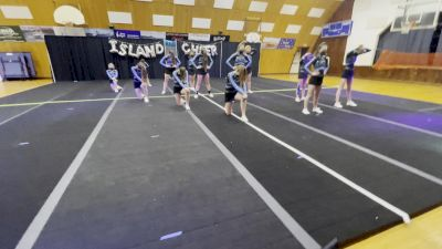 Deer Isle-Stonington Youth Cheerleading - Captains [L2 Performance Recreation - 18 and Younger (NON) - NB] 2021 NCA & NDA Virtual March Championship