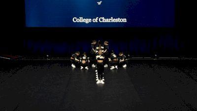 College of Charleston [2021 Division I Hip Hop Finals] 2021 UCA & UDA College Cheerleading & Dance Team National Championship