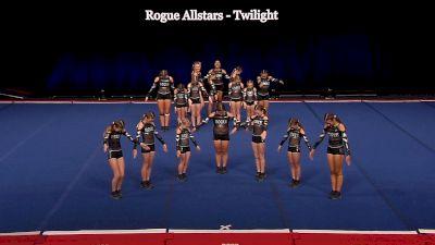 Rogue Allstars - Twilight [2021 L1 Junior - Small Semis] 2021 The D2 Summit