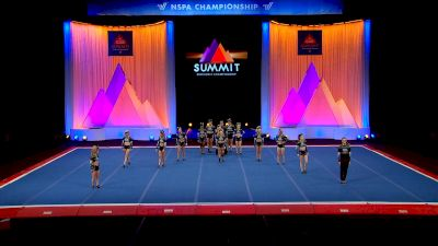 River Cities All Stars - Rebel Reign [2021 L5 Senior Open Coed Finals] 2021 The D2 Summit