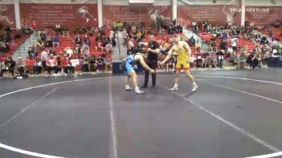 79 kg Prelims - Michael Labriola, Nebraska Wrestling Training Center vs Casey Randles, Viking Wrestling Club (IA)