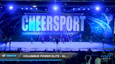 Columbus Power Elite - Glamour [2020 Junior Small 1 D2 Division A Day 2] 2020 CHEERSPORT National Cheerleading Championship