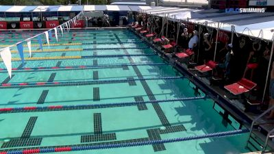 ISCA Summer Sr Championship Meet - Day 4, Session 2