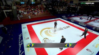 Igor Silva vs Pablo Argao 2018 Abu Dhabi Grand Slam