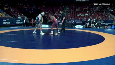 72 kg Quarters - Jamel Johnson, Marines vs Justus Scott, Legends Of Gold Las Vegas