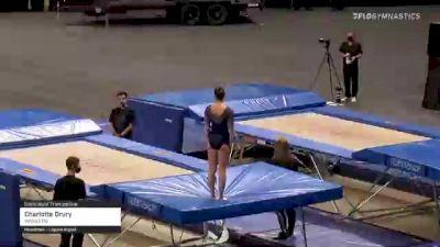 Charlotte Drury - 54.150 Individual Trampoline, World Elite - 2021 USA Gymnastics Championships