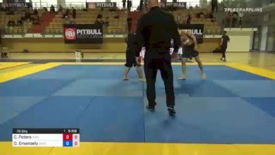 Chris Peters vs Omer Emanoely 1st ADCC European, Middle East & African Trial 2021