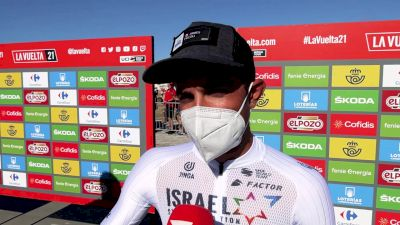 Israel Needs 'Luck, Fitness, Skill' For The Vuelta a España Escapes
