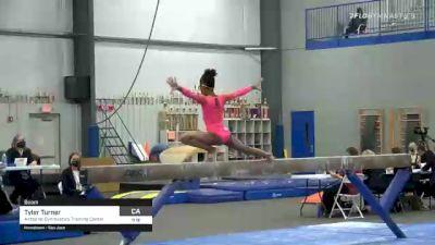 Tyler Turner - Beam, Airborne Gymnastics Training Center - 2021 American Classic and Hopes Classic