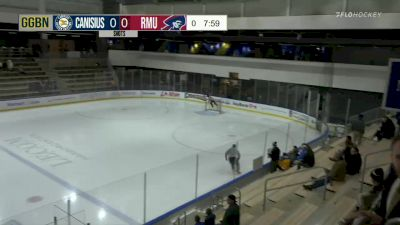 Full Replay: Robert Morris vs Canisius | Atlantic Hockey
