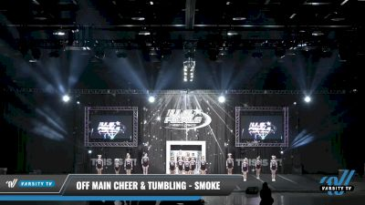 Off Main Cheer & Tumbling - Smoke [2021 L3 Junior - Small - B Day 2] 2021 The U.S. Finals: Louisville