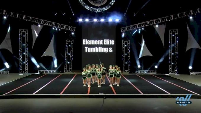 Element Elite Tumbling & Cheer - Senior Gold [2018 Senior